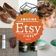Amazing Etsy Finds, Vol. 1