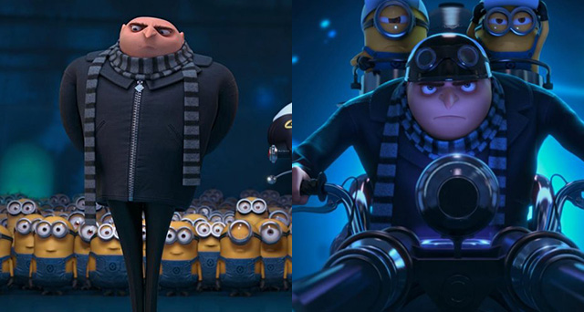 Gru Despicable Me