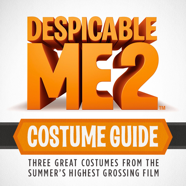 Despicable Me 2 Costume Guide Gru Lucy And The Minions The Style