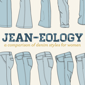 Jean-eology: A comparison of denim styles for women
