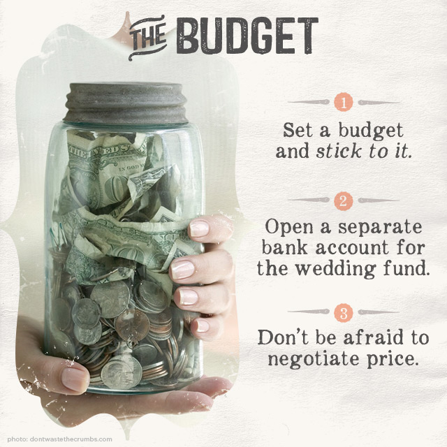 Planning A Wedding On Budget The