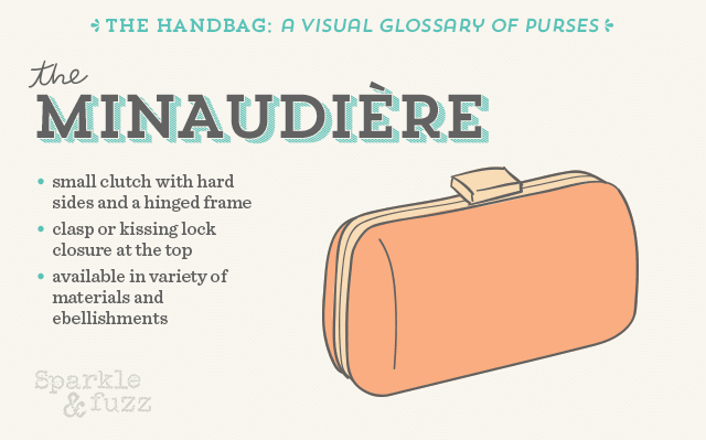 The Handbag: Minaudiere