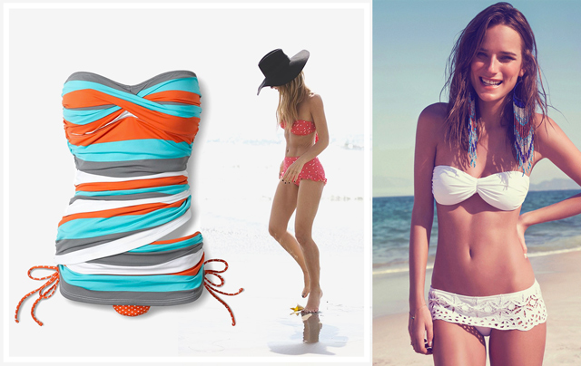 e3459057cb Swimsuit Style Guide for Every Shape | The Style Canvas | Scarves ...