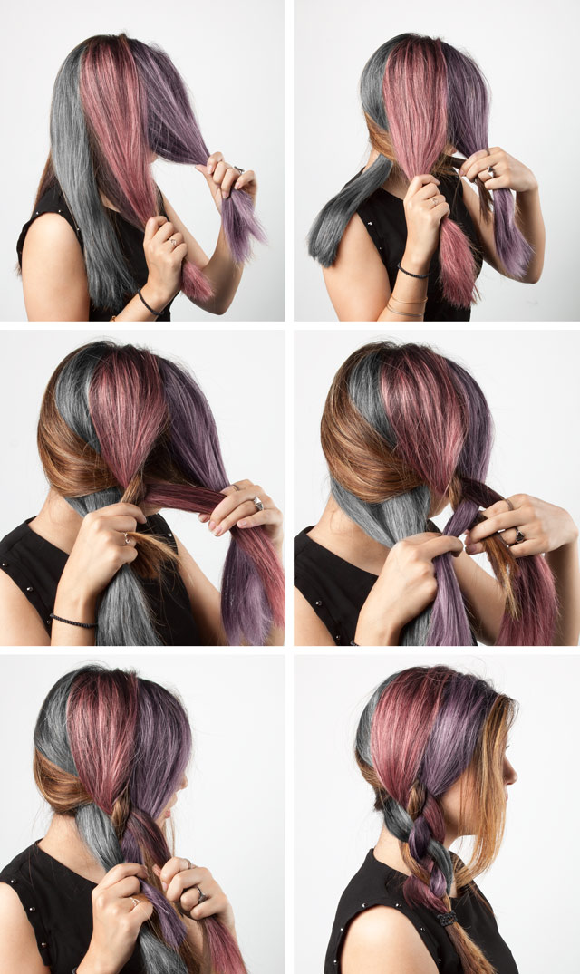 6 Easy Diy Braids The Style Canvas Scarvess Fashion Style