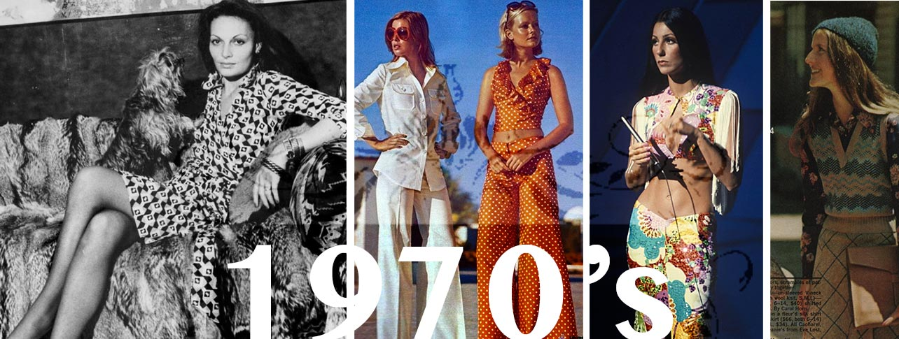 How to Dress from Every Decade: 1970's