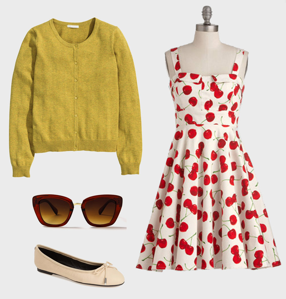 How to Dress from Every Decade: 1950's Outfit