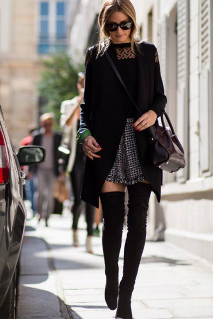 Thigh High Boots Trend - Boot Hto