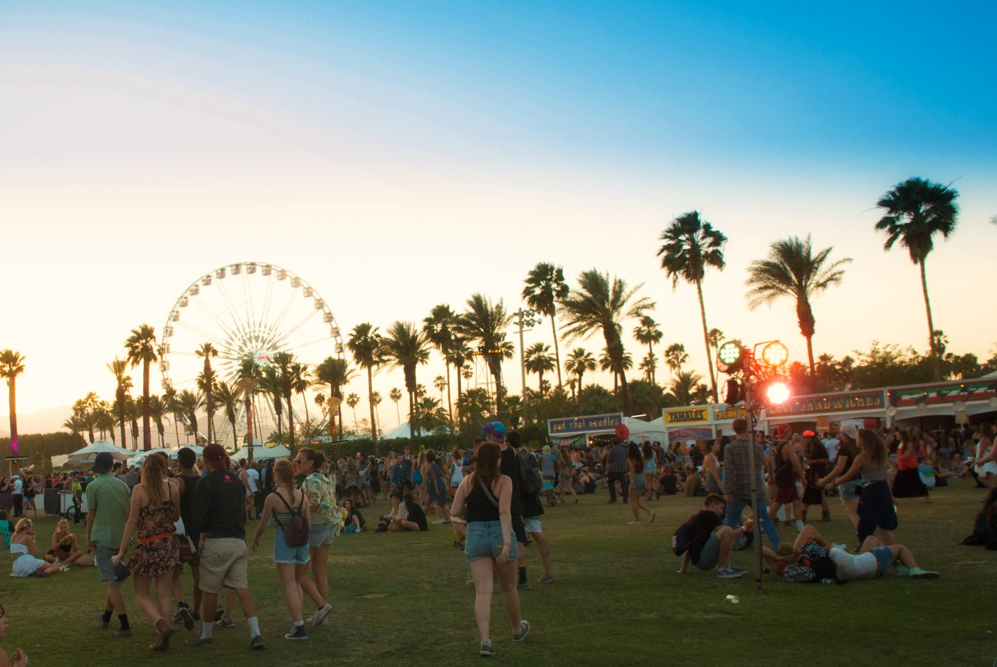 Coachella Hacks