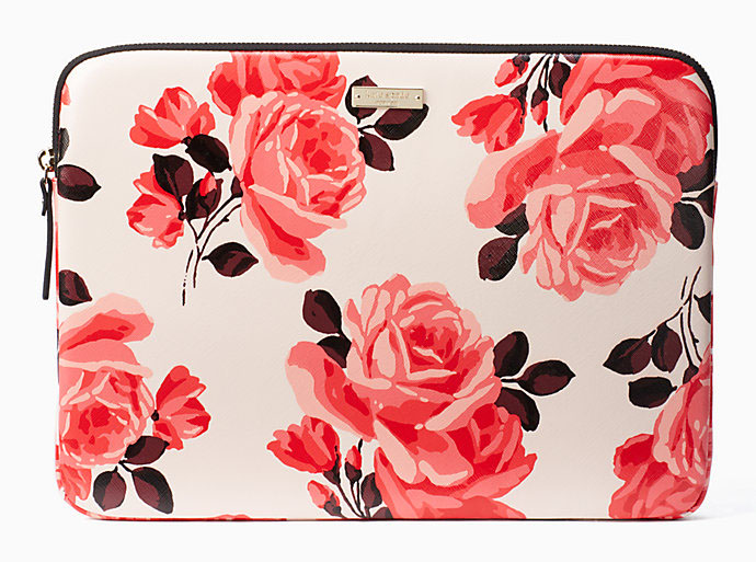 rose-print-laptop-sleeve