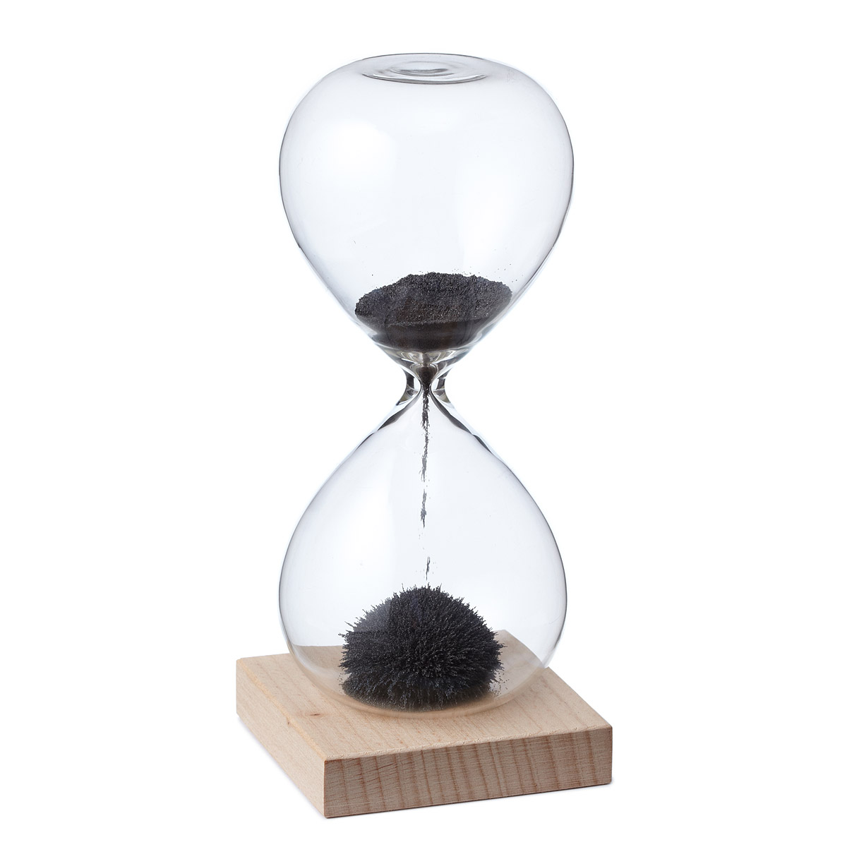 magnetic-sand-hour-glass