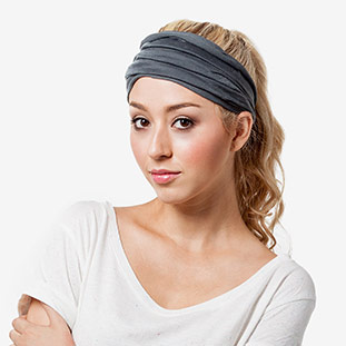 The Weekender - How to Style a Stretchy Headband